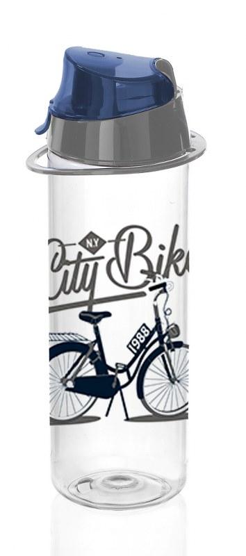 Μπουκάλι Νερού Πλαστικό 750cc City Bike – VELTIHOME – 21-16150-bike