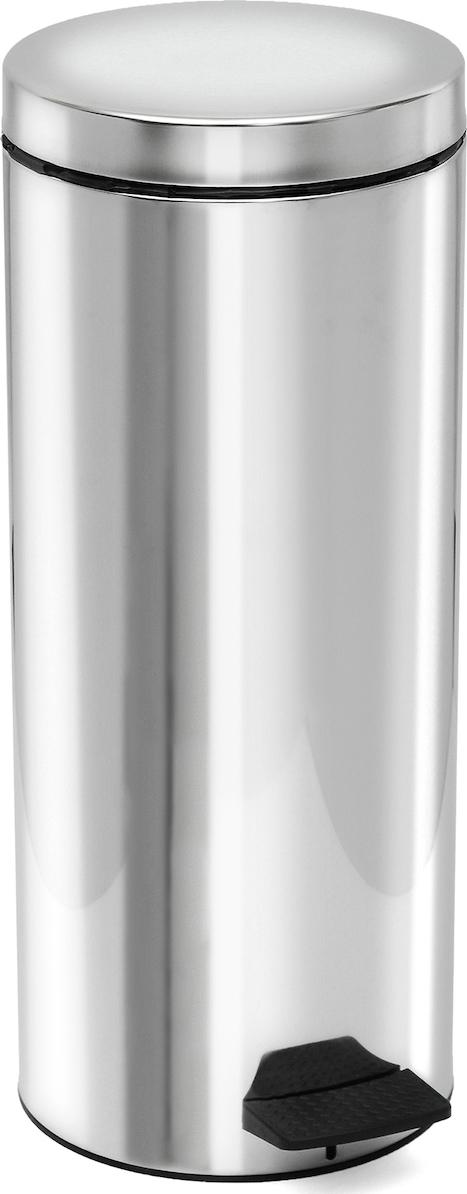 Κάδος Απορριμμάτων 16lt Inox Pam & Co 20×53εκ. 16-2053-001 (Υλικό: Ανοξείδωτο) – Pam & Co – 16-2053-001