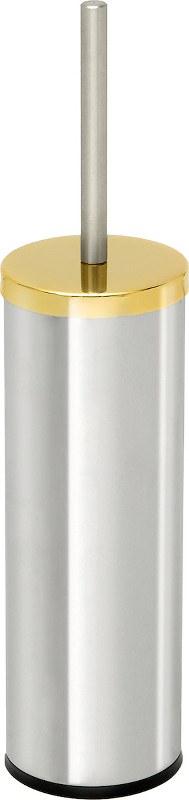 Πιγκάλ Τουαλέτας Inox-Χρυσό 8x37εκ. Pam & Co 2-632-001 (Υλικό: Ανοξείδωτο, Χρώμα: Χρυσό ) - Pam & Co - 2-632-001