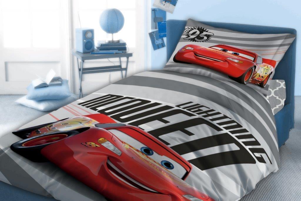 Πάπλωμα Βαμβακερό Μονό 160×240εκ. Cars 871 Digital Print Disney Dimcol (Ύφασμα: Βαμβάκι 100%) – Disney – 2121515200487199
