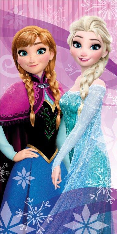 Πετσέτα Θαλάσσης Βαμβακερή 70×140εκ. Frozen 16 Digital Print Disney Dimcol (Ύφασμα: Βαμβάκι 100%) – Disney – 2123713500601699
