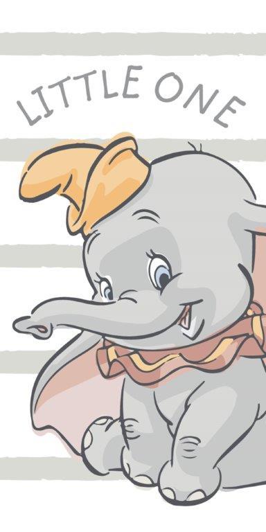 Πετσέτα Θαλάσσης Βαμβακερή 70×140εκ. Dumpo 14 Digital Print Disney Dimcol (Ύφασμα: Βαμβάκι 100%) – Disney – 2123713516301499