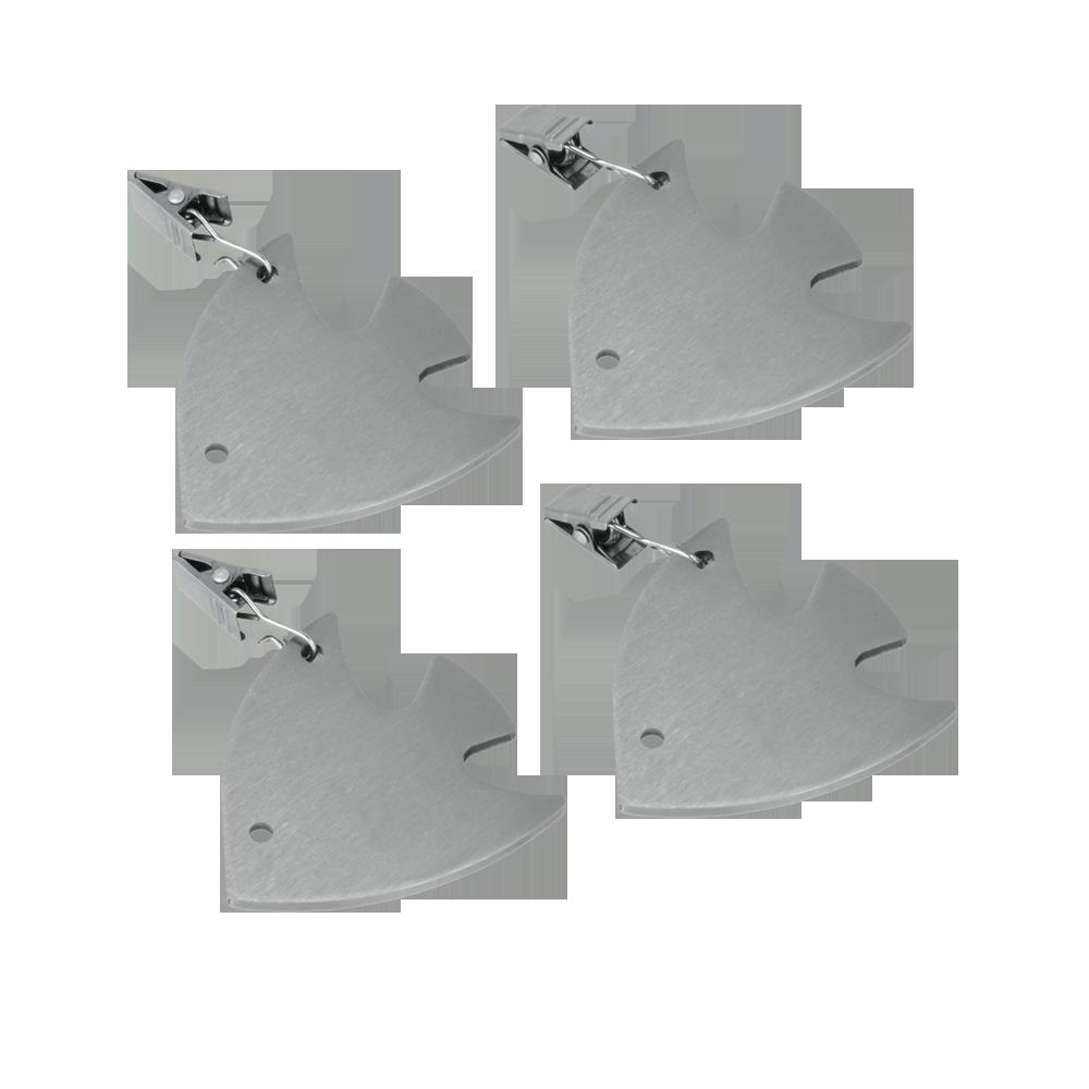 Πιάστρες Βαρίδια Ψαράκια – METALTEX – 254511_fish