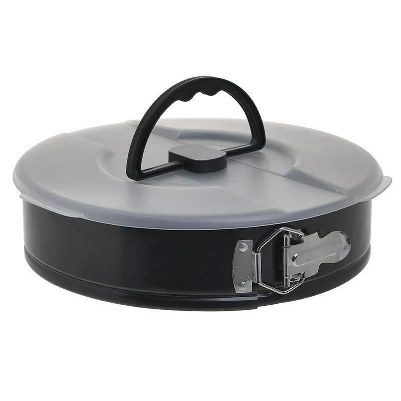 Τσέρκι Μεταλλικό CLICK 26x26x8εκ. 6-60-560-0081 (Υλικό: Μεταλλικό, Χρώμα: Μαύρο) – CLICK – 6-60-560-0081
