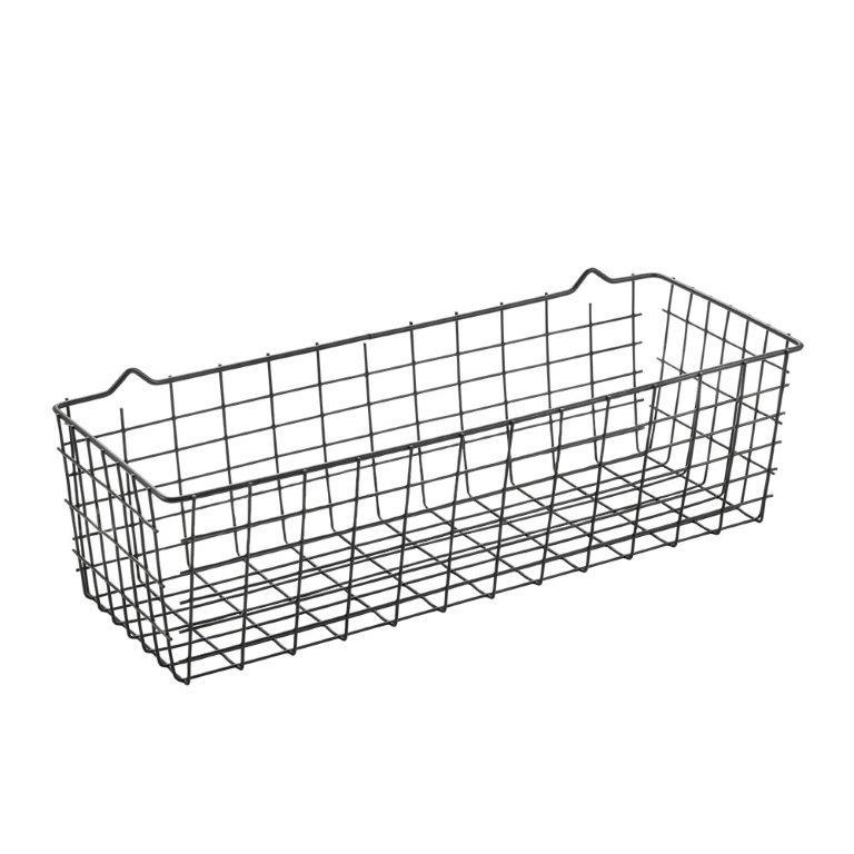 Καλάθι Ορθογώνιο Koala 33x12x9εκ. Lava Touch Metaltex 16-361801 – METALTEX – 16-361801