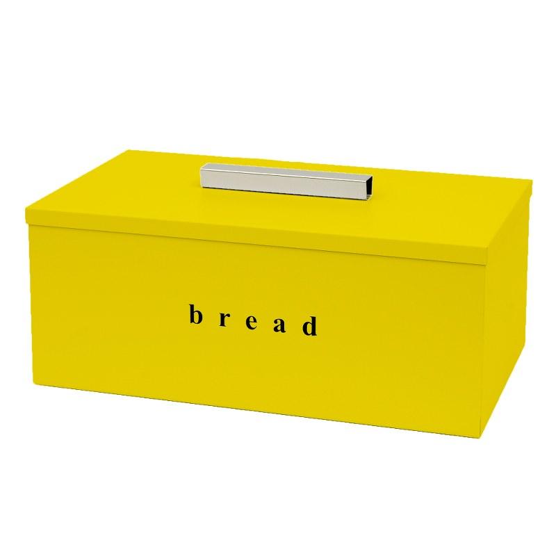 Ψωμιέρα Inox 40x22x16εκ. Pam & Co 402216-603 (Χρώμα: Κίτρινο , Υλικό: Inox) – Pam & Co – 402216-603
