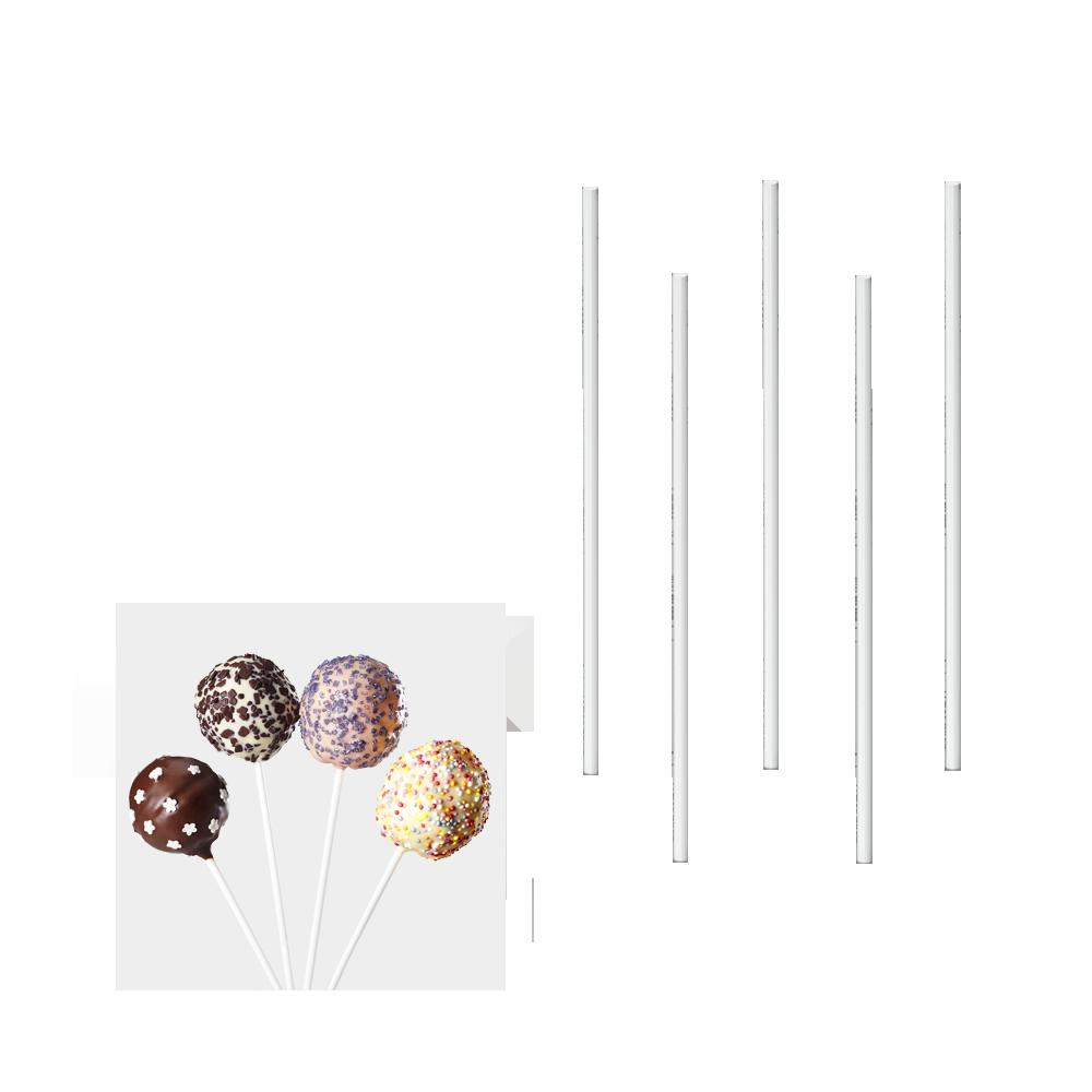 Ξυλάκια Σετ 100τμχ Για Κέικ Γλυφιτζούρια Metaltex 222238 – METALTEX – 222238