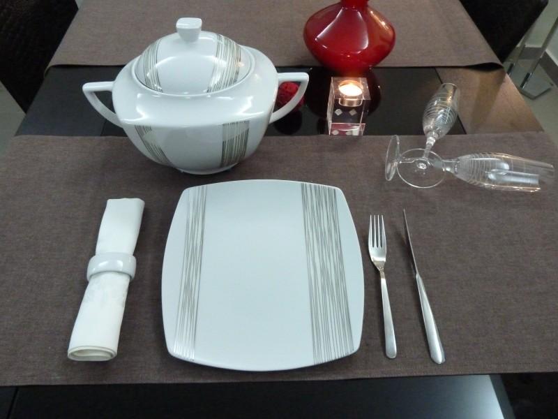Σερβίτσιο Πορσελάνης Πλατίνα - AB - 6-644_platinum κουζινα πιάτα   σερβίτσια