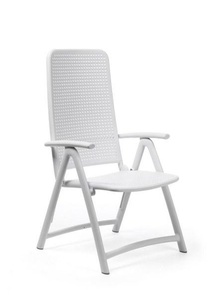 Πολυθρόνα Εξωτερικού Χώρου Darsena White – OEM – darsena-armchair-white