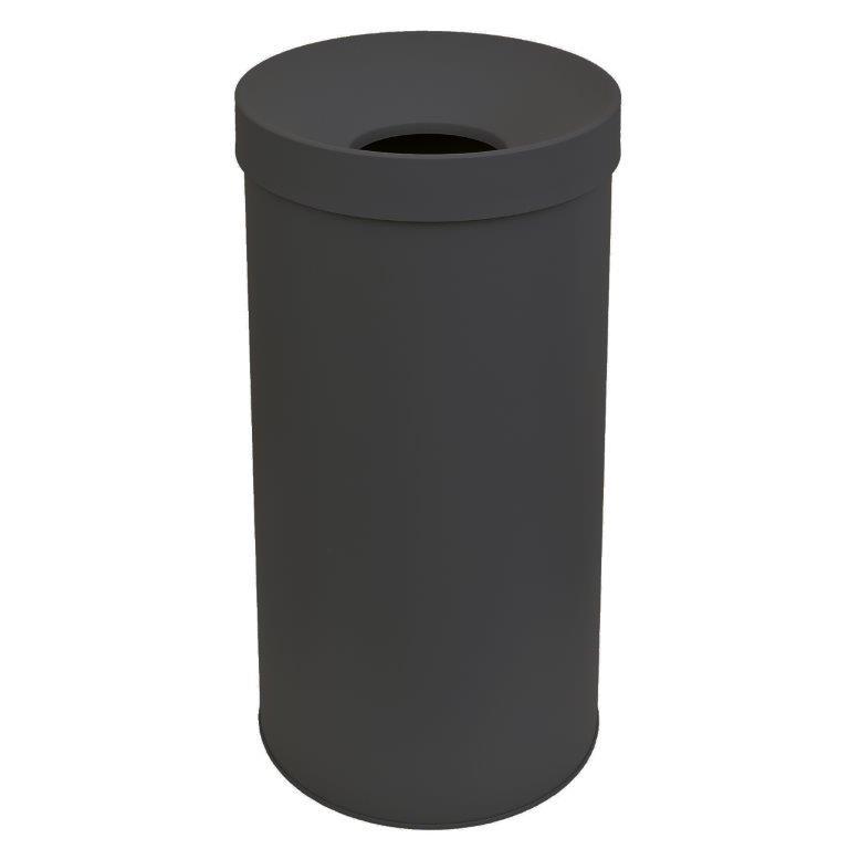 Καλάθι Απλύτων GLV 34×70εκ. Pam & Co 663470-113 (Χρώμα: Ανθρακί) – Pam & Co – 663470-113
