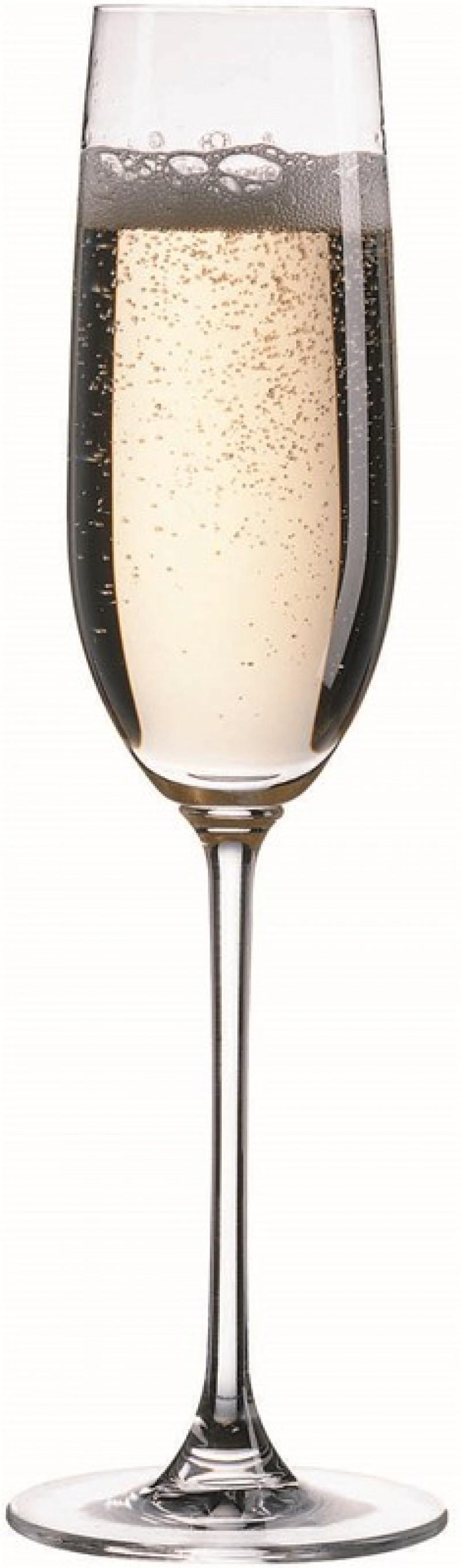 Ποτήρι Σετ 6τμχ Σαμπάνιας Vintage NUDE 220ml NU66112-6 – NUDE – NU66112-6-1
