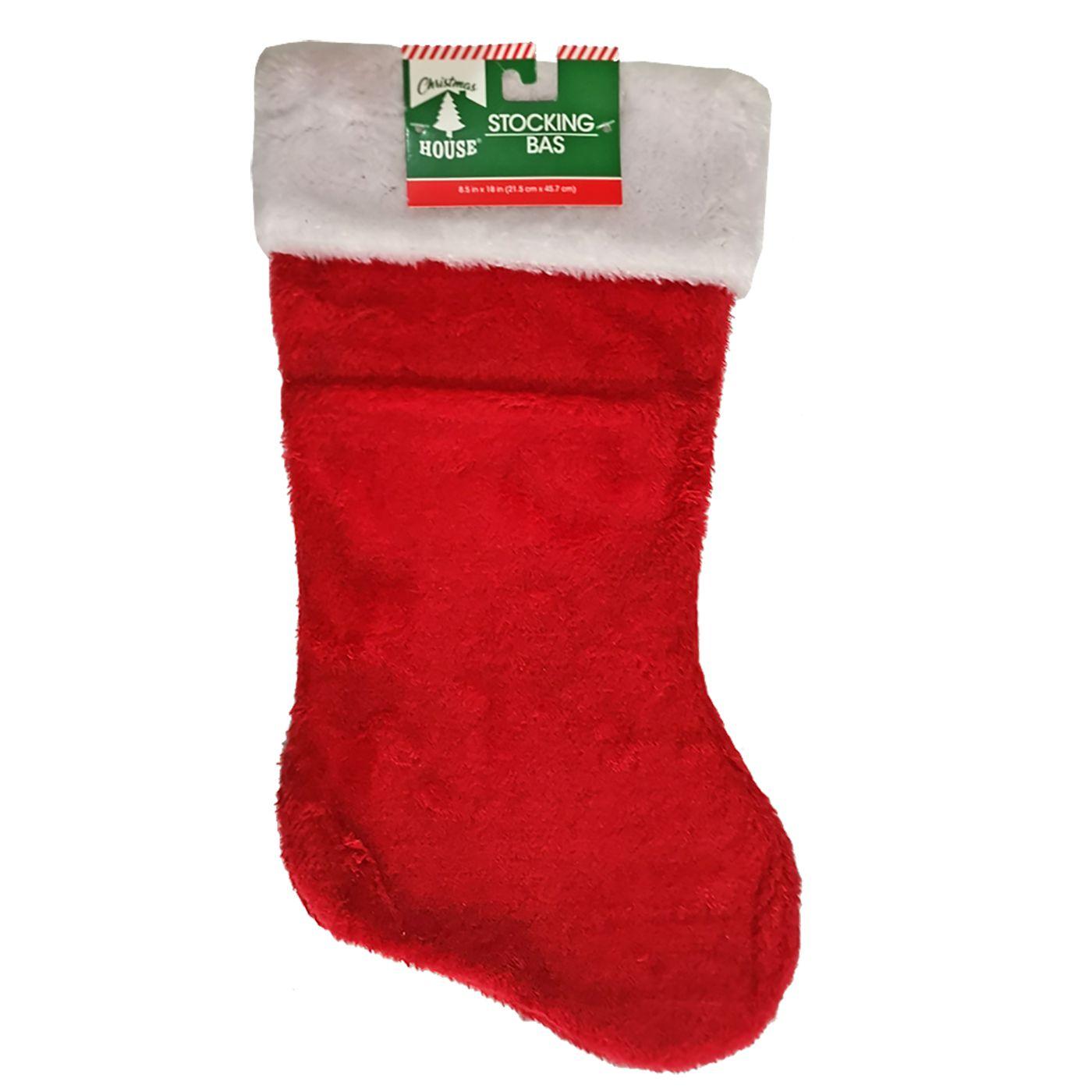 Χριστουγεννιάτικη Διακοσμητική Μπότα Λούτρινη 42×22εκ. Xmasfest 93-2849 – Xmas fest – 93-2849
