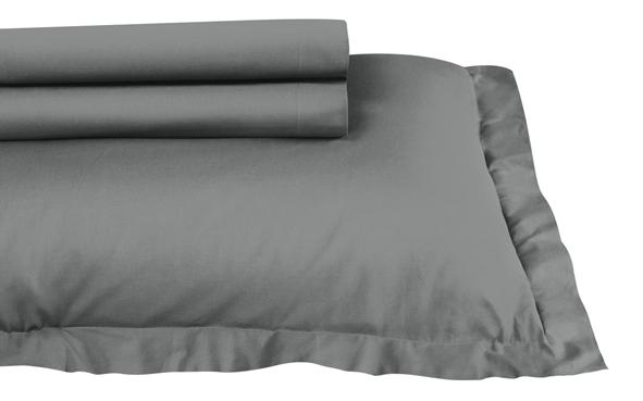 Ζεύγος Μαξιλαροθήκες Μονόχρωμες - Das Home - 965_max λευκα ειδη υπνοδωμάτιο μαξιλαροθήκες