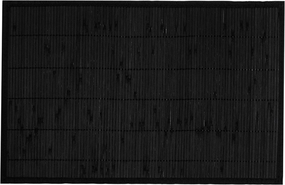 Σετ Σουπλά Bamboo Μαύρο – OEM – 4-ANJ004A-1