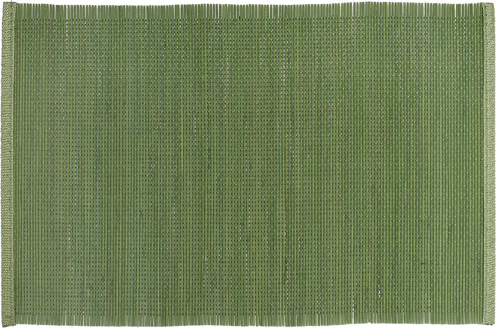 Σετ Σουπλά Bamboo Πράσινο – OEM – 4-ANJ054E