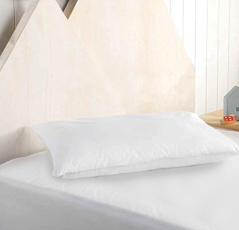 Σελτεδάκι Βαμβακερό 60×80εκ. Waterproof Sb home (Ύφασμα: Βαμβάκι 100%, Χρώμα: Λευκό) – Sb home – 5206864042193