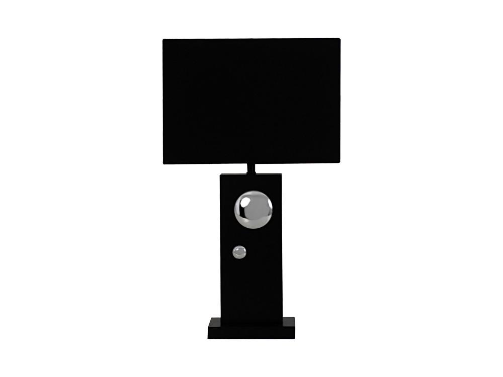 Φωτιστικό Επιτραπέζιο Μαύρο S&P - Salt & Pepper - BAM35024-1 διακοσμηση υπνοδωμάτιο φωτιστικά