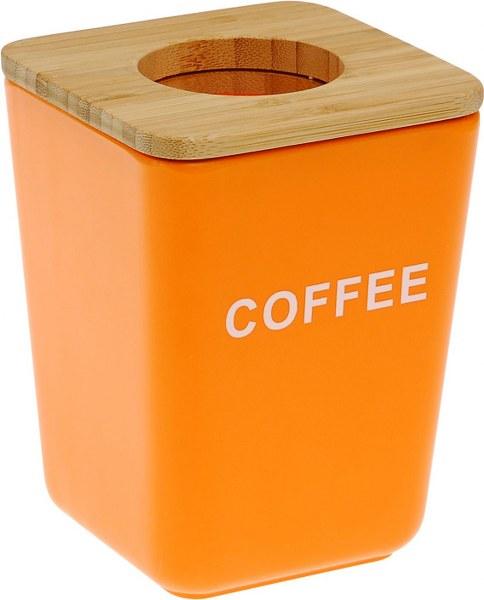 Βάζο για Καφέ Πορτοκαλί – OEM – BIT20727CO