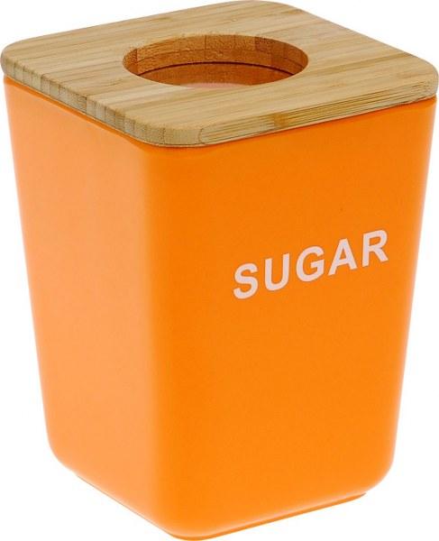 Βάζο για Ζάχαρη Πορτοκαλί – OEM – 4-BIT20727SO