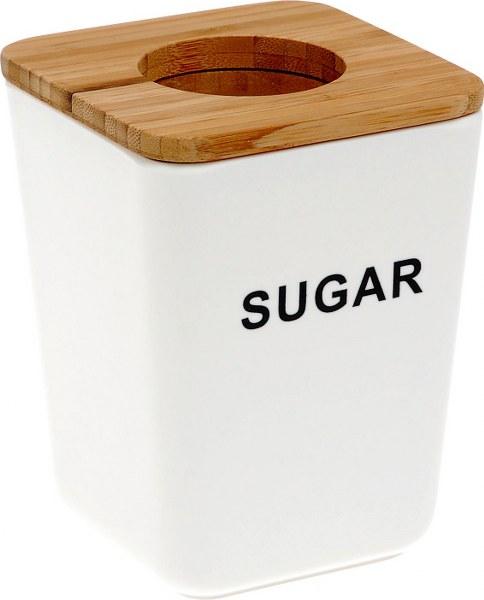 Βάζο για Ζάχαρη Λευκό – OEM – 4-BIT20727SW