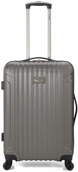 Σετ Βαλίτσες 3τμχ Τρόλευ με 4 Ρόδες benzi 4870 Grey - benzi - BZ-4870/3-grey καλοκαιρινα βαλίτσες   τσάντες ταξιδίου