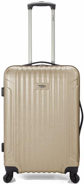 Σετ Βαλίτσες 3τμχ Τρόλευ με 4 Ρόδες benzi 4870 Gold - benzi - BZ-4870/3-gold καλοκαιρινα βαλίτσες   τσάντες ταξιδίου