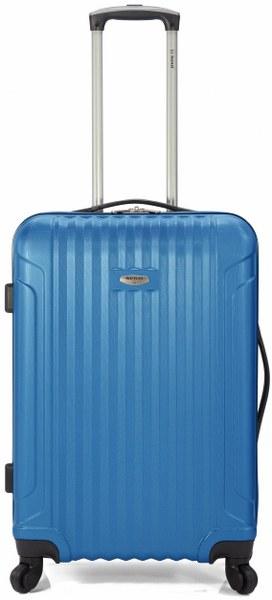 Σετ Βαλίτσες 3τμχ Τρόλευ με 4 Ρόδες benzi 4870 Light Blue - benzi - BZ-4870/3-li καλοκαιρινα βαλίτσες   τσάντες ταξιδίου