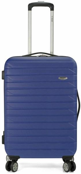 Σετ Βαλίτσες 3τμχ Τρόλευ με 4 Ρόδες benzi 4877 Blue - benzi - BZ-4877/3-blue ειδη οικ  χρησησ βαλίτσες   τσάντες ταξιδίου