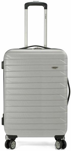 Σετ Βαλίτσες 3τμχ Τρόλευ με 4 Ρόδες benzi 4877 Grey - benzi - BZ-4877/3-grey ειδη οικ  χρησησ βαλίτσες   τσάντες ταξιδίου