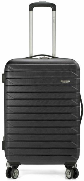Σετ Βαλίτσες 3τμχ Τρόλευ με 4 Ρόδες benzi 4877 Black - benzi - BZ-4877/3-black ειδη οικ  χρησησ βαλίτσες   τσάντες ταξιδίου