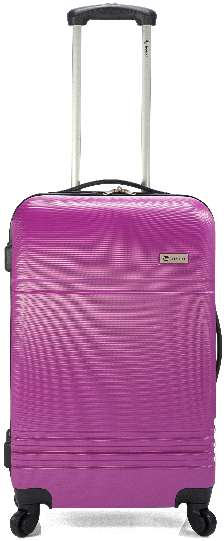 Σετ Βαλίτσες 3τμχ Τρόλευ benzi 4889 Pink – benzi – BZ-4889/3-pink
