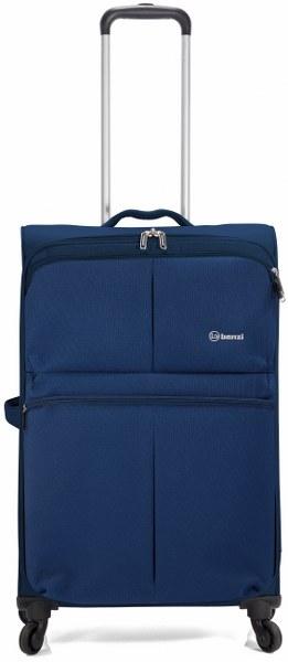 Σετ Βαλίτσες 3τμχ Τρόλευ με 4 Ρόδες benzi 4895 Blue - benzi - BZ-4895/3-blue καλοκαιρινα βαλίτσες   τσάντες ταξιδίου