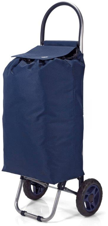Καρότσι Λαΐκής Polyester 32x20x56εκ. benzi Blue (Ύφασμα: Polyester, Χρώμα: Μπλε) – benzi – BZ-5585-blue