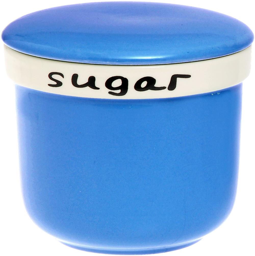 Βάζο για Ζάχαρη Κεραμικό Μπλε – OEM – 4-CCH1056/SB