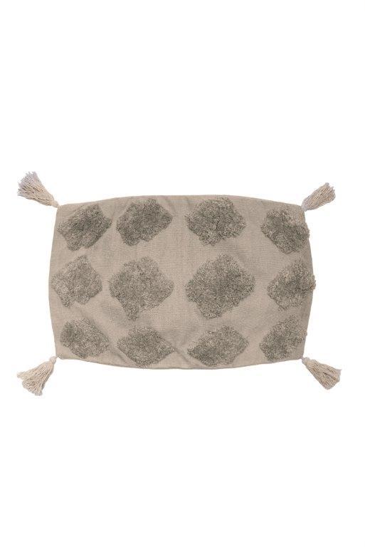Διακοσμητική Μαξιλαροθήκη Βαμβακερή 30×50εκ. Connor Moka Palamaiki (Ύφασμα: Βαμβάκι 100%, Χρώμα: Μόκα) – Palamaiki – 5205857225766