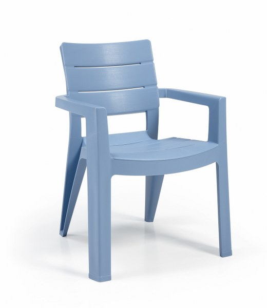 Πολυθρόνα Εξωτερικού Χώρου Ibiza-O Summer Blue – Allibert – ibiza-o-armchair-summer-blue