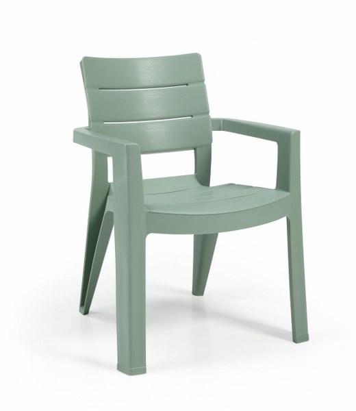 Πολυθρόνα Εξωτερικού Χώρου Ibiza-O Spring Green – Allibert – ibiza-o-armchair-spring-green
