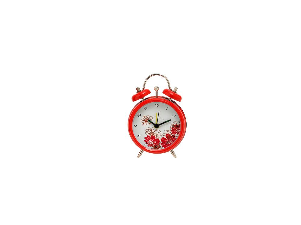 Ρολόι - Ξυπνητήρι Κόκκινο S - EVE - 4-DAN9408_4R διακοσμηση κουζίνα ρολόγια