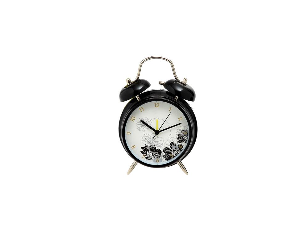 Ρολόι - Ξυπνητήρι Μαύρο M - EVE - 4-DAN40_4B διακοσμηση κουζίνα ρολόγια
