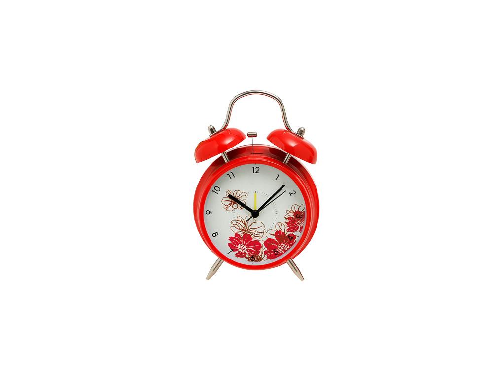 Ρολόι - Ξυπνητήρι Κόκκινο M - EVE - 4-DAN40_4R διακοσμηση κουζίνα ρολόγια