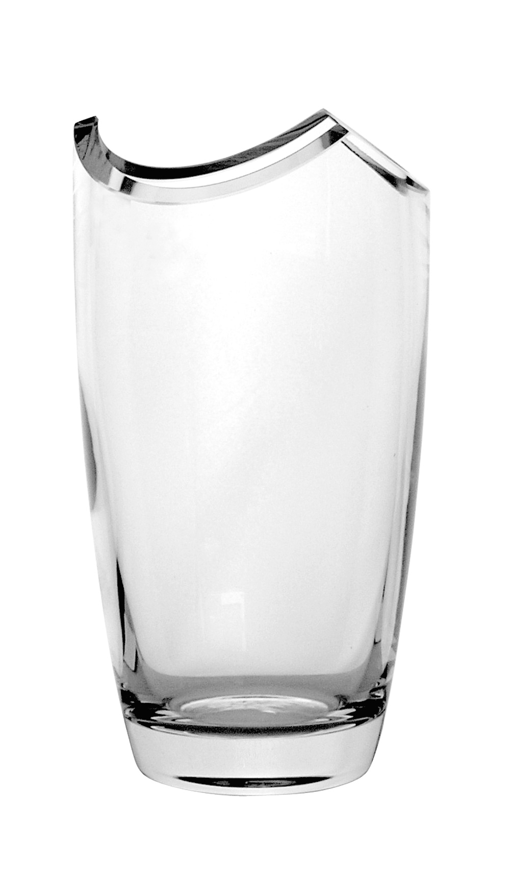Βάζο Γυάλινο 15×28εκ. – OEM – 4-KC 143620C