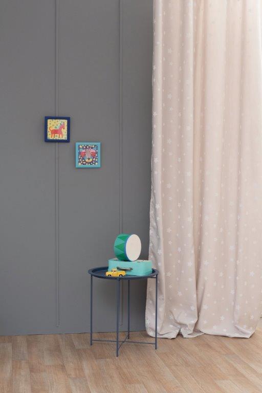 Κουρτίνα Φωσφοριζέ Polyester 140×260εκ. Nalia Palamaiki (Ύφασμα: Polyester) – Palamaiki – 5205857231682