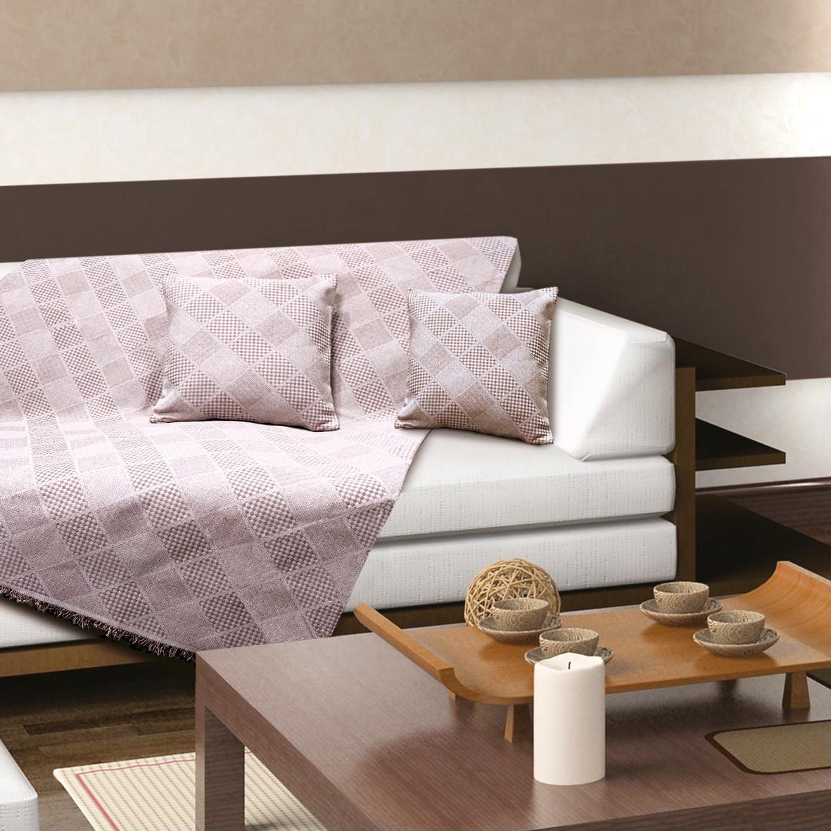 Ριχτάρι Polycotton Πολυθρόνας 180×160εκ. Orlando Dusty Sb home (Ύφασμα: 80% Cotton – 20% Polyester, Χρώμα: Σάπιο Μήλο ) – Sb home – 5206864061644