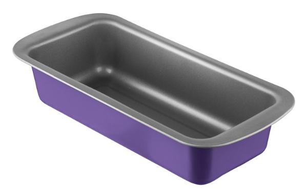 Φόρμα Κέικ Αντικολλητική Χά 30x13x6,5εκ. Colors PAL 050.000384-Purple (Υλικό: Χάλυβας ) – PAL – 050.000384-purple