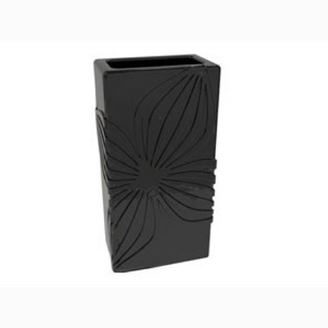 Βάζο Μαύρο Madison S&P - Salt & Pepper - BAM36366 διακοσμηση σαλόνι βάζα