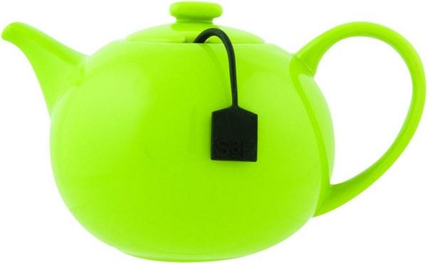 Σετ Τσαγιέρα Λαχανί Και Φίλτρο S&P My Tea (Υλικό: Κεραμικό) – Salt & Pepper – BAM37942