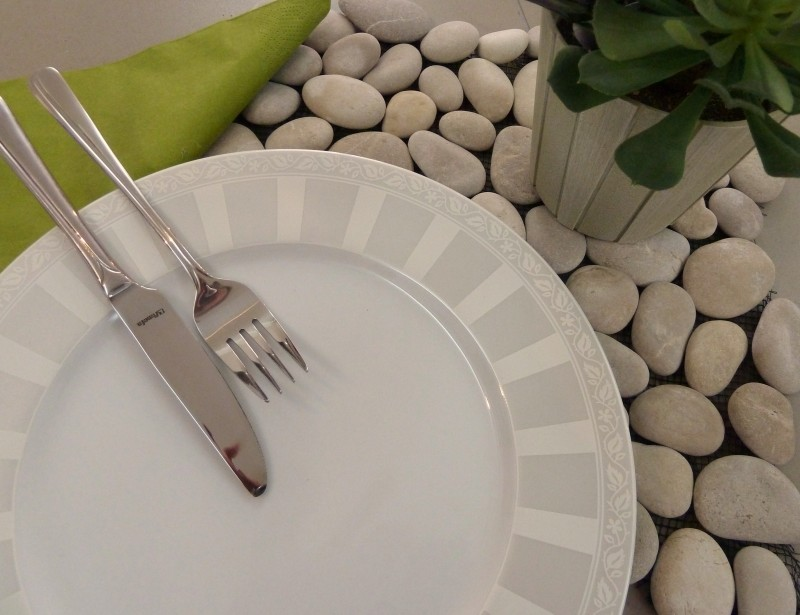 Σερβίτσιο Πορσελάνης 40 Τεμαχίων - AB - 6-230-40 κουζινα πιάτα   σερβίτσια