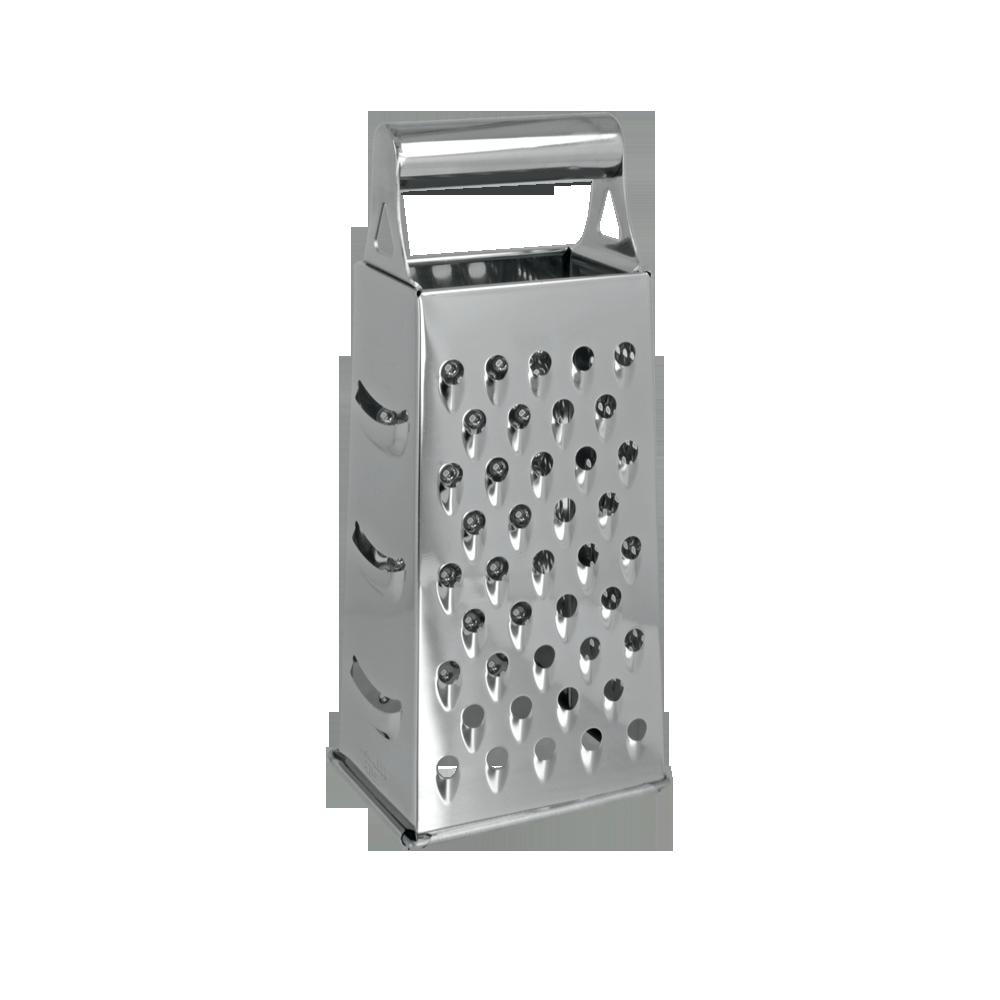 Τρίφτης Τετράπλευρος Ανοξείδωτος Metaltex 24εκ. 194612 - METALTEX - 194612 κουζινα εργαλεία κουζίνας