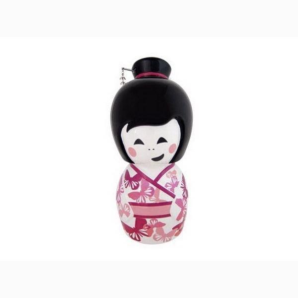 Κουμπαράς Pink Butterflies Kimono S&P – Salt & Pepper – BAM37242