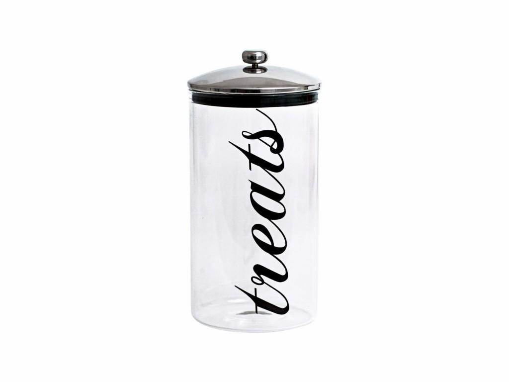 Βάζο Αποθήκευσης Barista S&P – Salt & Pepper – BAM34213